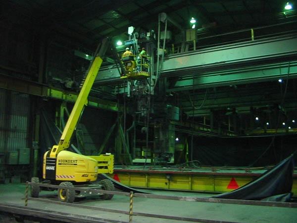 industriele dienstverlening